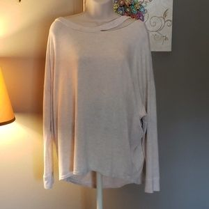 Express  long sleeve top EUC Medium